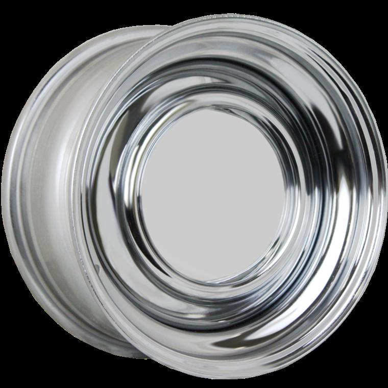 Dynamic Steel VINTAGE Smoothie CHROME