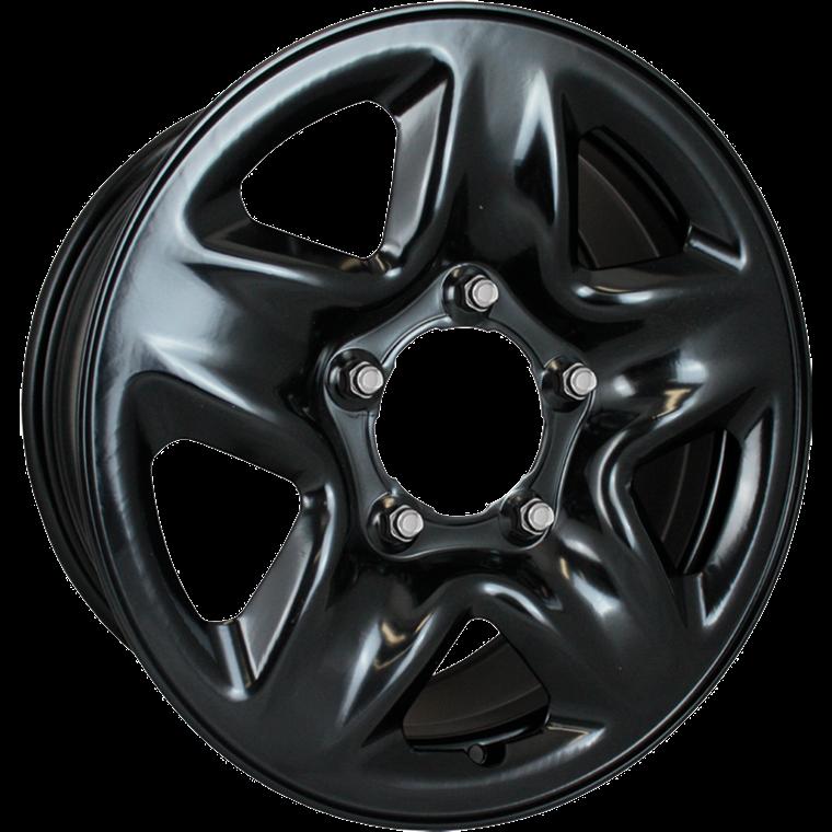 Dynamic Steel IFS 100/200 Series Black