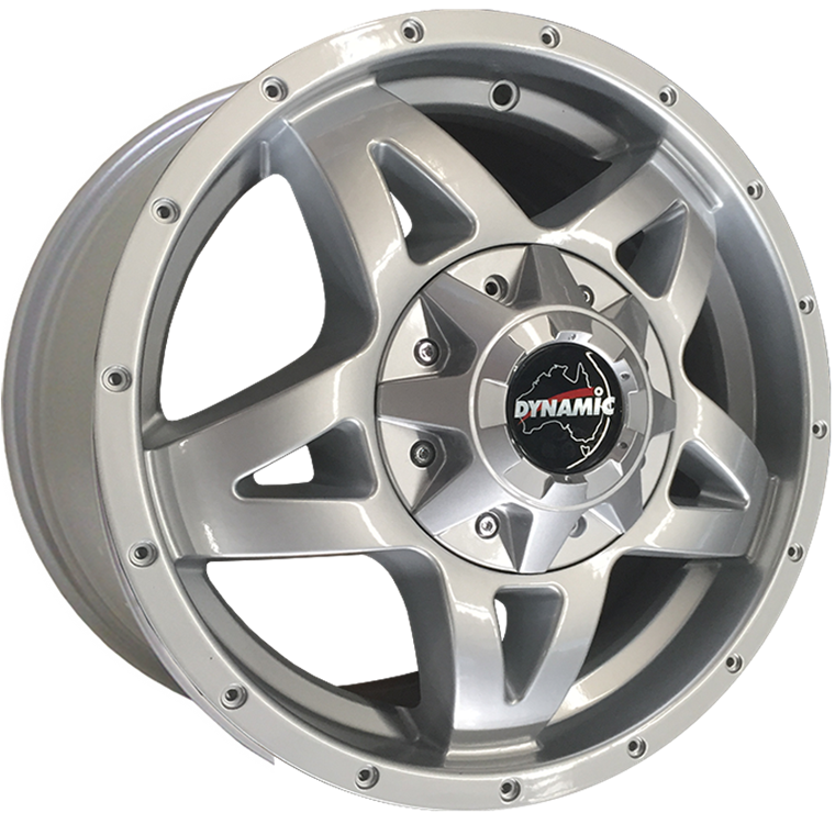 Dynamic Alloy DT2 Silver