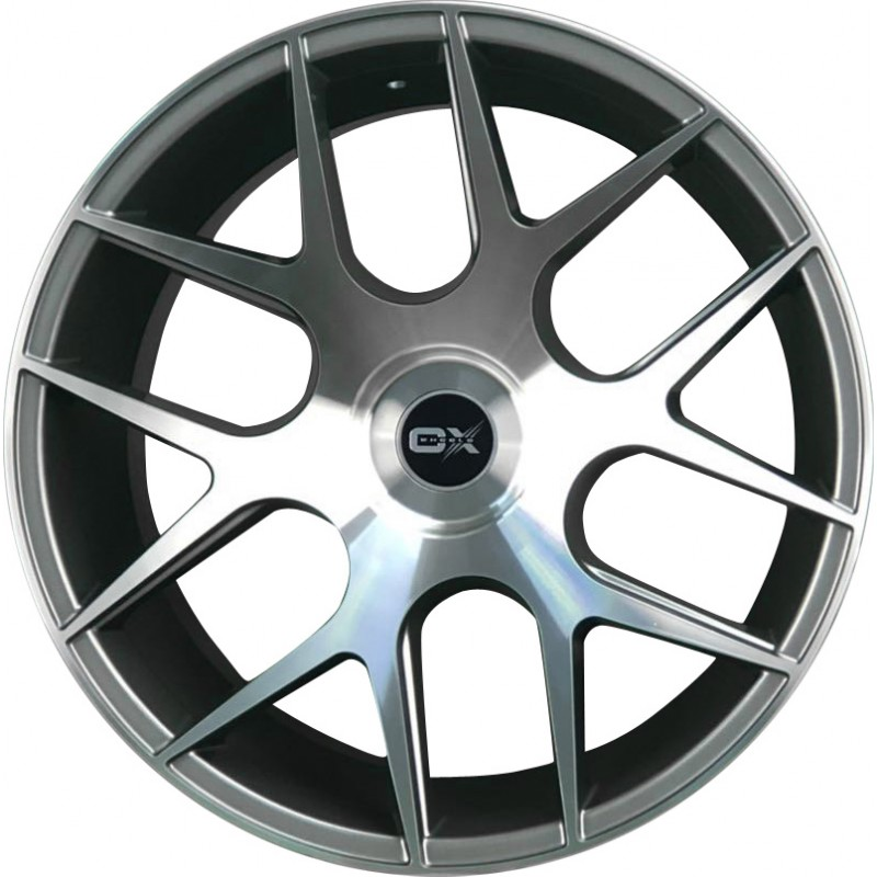 OX Wheels OX343 (18'' X 8.5)