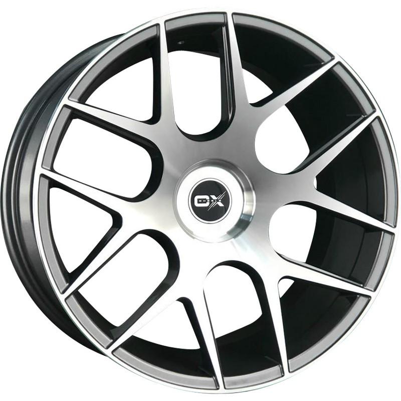 OX Wheels OX343 (17'' X 9)