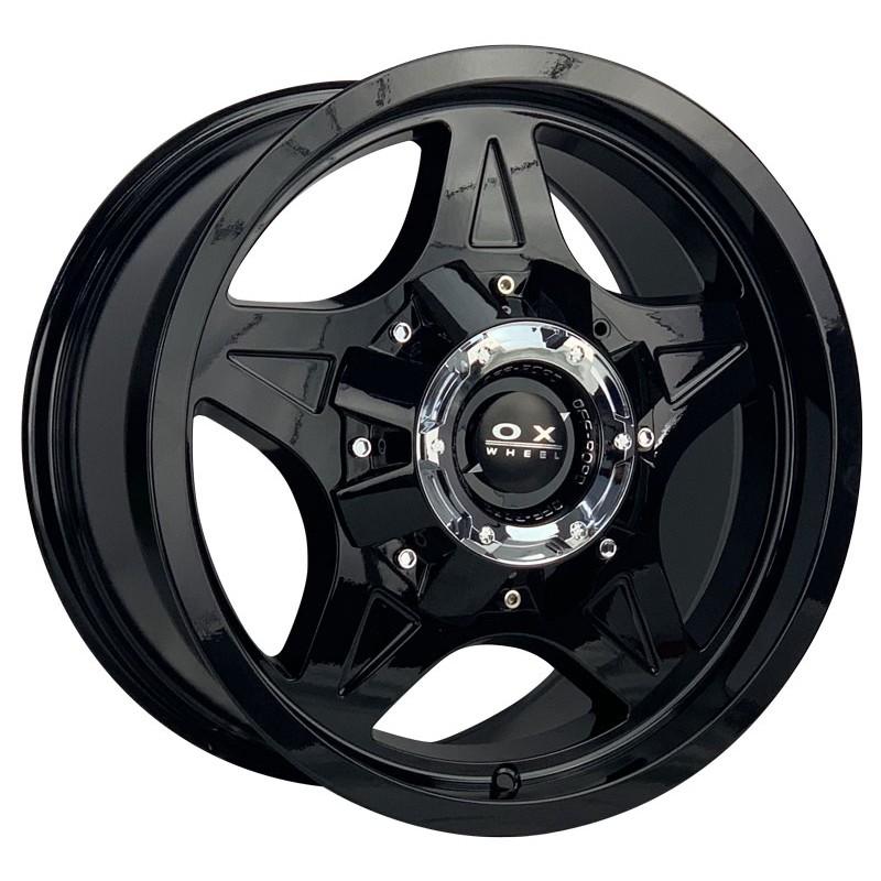OX Wheels OX336 (18'' X 9)