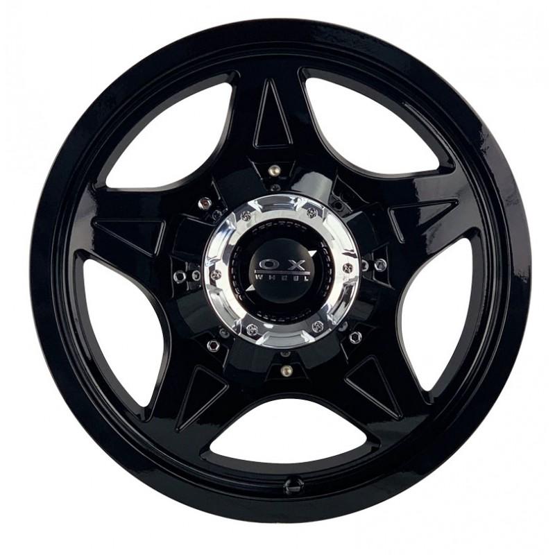 OX Wheels OX336 (17'' X 9)