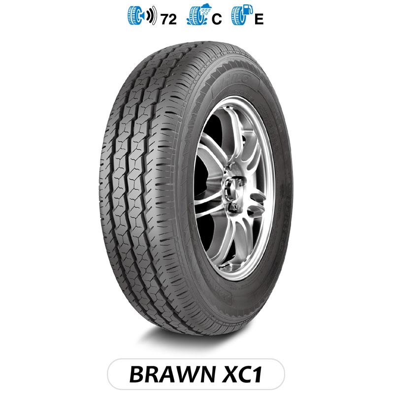 Hilo Brawn XC1