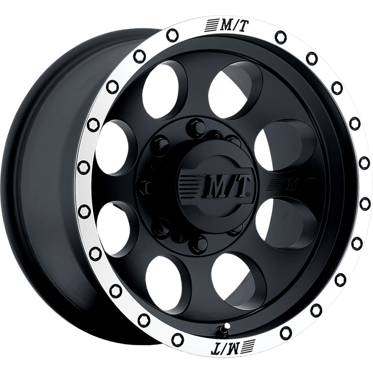 Mickey Thompson - Classic Baja Lock Satin Black